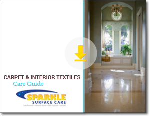 Download our free Carpet and Interior Textiles Care Guide. It's a great resource full of tips and info. You will want to keep it handy.