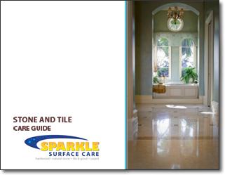 Natural Stone and Tile Care Guide