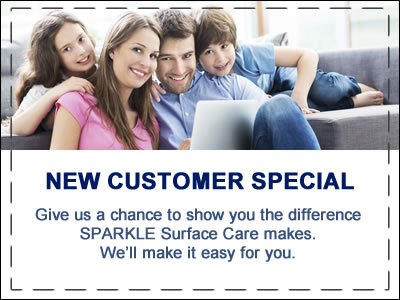 New customer special promotion