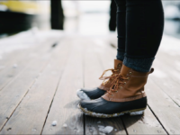 In Winter Remove Snow, Salt & Wet Boots & Shoes To Protect Your Hardwood and Carpet