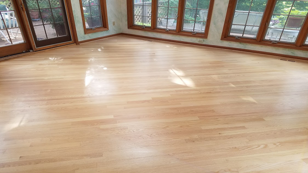 Screened Hardwood Sunfade