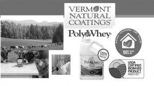 Clean Water Based Finish, Poly Whey Finish