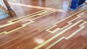 Painters Tape Repair Hardwood Floors